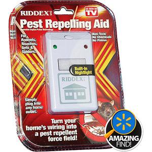 Scacciatopi scacciaroditori Riddex Pest Repelling Aid-0