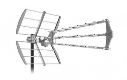 ANTENNA UHF IV-V 470-862 27EL FUBA DAT902B 18050034-0