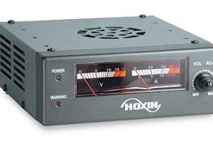 Hoxin SS-815 Alimentatore 15A a commutazione (switching) ad alta efficienza-0