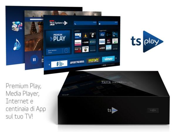 tsPLAY: IP box, media player USB/DLNA-0