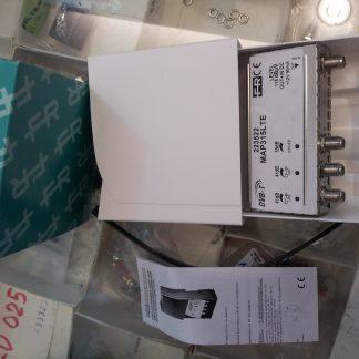 FRACARRO MAP208 AMPL.palo 2ING.3,UHF 12V G.34-35 dB-0