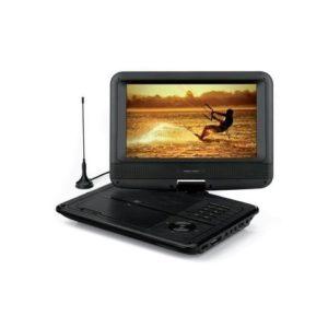 TV Digitale Terrestre PVR da 9'' e Lettore DVD portatile TS5051 DVBT-0