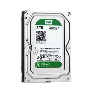 HD 3,5 2 TERA WD SATA/3 GREEN -0