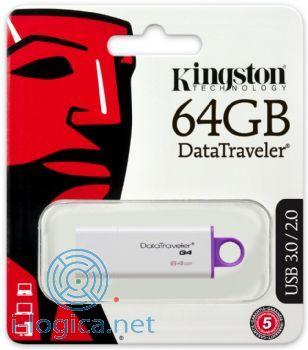 PENDRIVE 64GB KINGSTONUSB3 -0