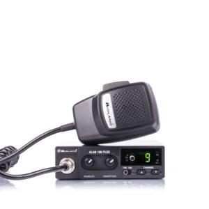 ALAN 100 PLUS B - CB Veicolare AM - FM 40 Canali-0