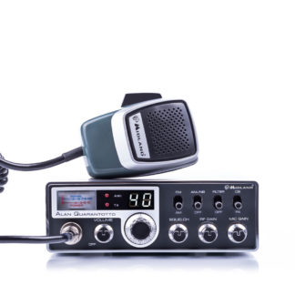 ALAN QUARANTOTTO - CB Veicolare AM-FM 40 Canali-0