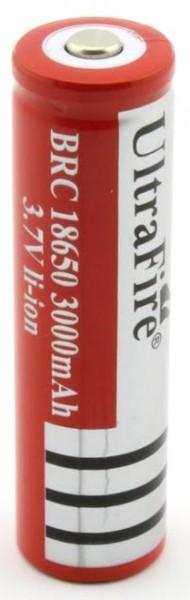 CR18650 Batteria Ioni di Litio 3.7Volt 3000mah-0