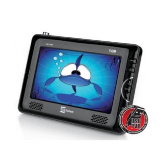 TV PORTABLE LCD 7 POLL. TS07 DVBT 28000063-0