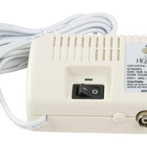 Amplificatore d'antenna da 18 dB con 2 uscite-0
