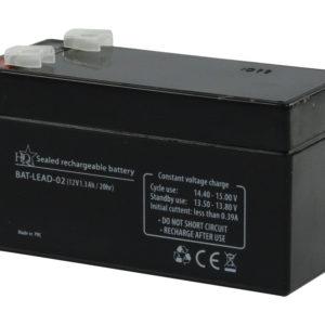 Batteria al piombo 12 V 1.3 Ah-0