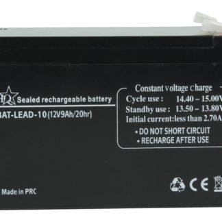 Batteria al piombo 12 V 9 Ah-0