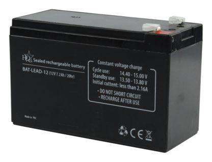 Batteria al piombo 12 V 7.2 Ah-0