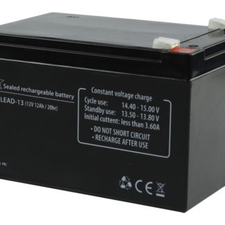 Batteria al piombo 12 V 12 Ah-0