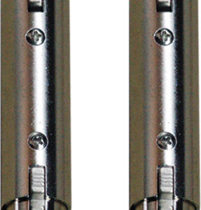 CA 8239 Coppia adattatori audio con connettori XLR Femmina.-0