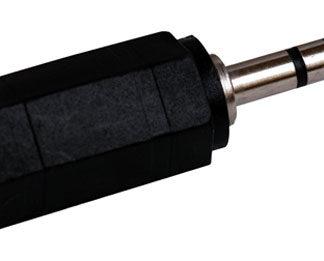 CA 8246CI Adattatore audio con spina 3,5 mm stereo e presa 3,5 mm mono 25 PEZZI-0