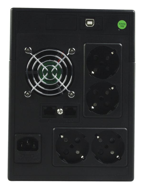 Gruppo di continuità UPS 2000 VA 1200 W-0