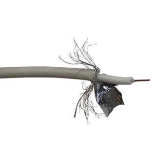 Cavo antenna-sat 5.0 mm - Bobina da 50 mt-0