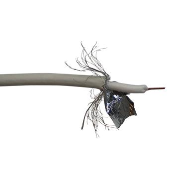 Cavo antenna-sat 5.0 mm - Bobina da 25 mt-0
