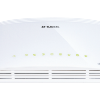 SWITCH 5 PORTE DLINK 10/100/1000 -0