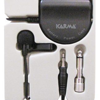 DMC 904 lavalier a condensatore microfono-0