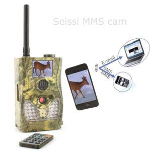 SEISSI CAM MMS ScoutGuard Fototrappola registrazione su rilevazione di movimento -0