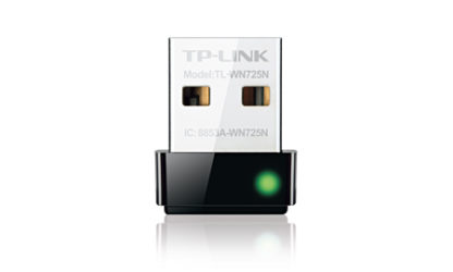 Nano Scheda di Rete Wireless N 150Mbps USB tp-link-0