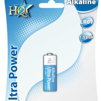CONFEZIONE 10 PEZZI Batterie alcaline LR1/N 1.5 V -0