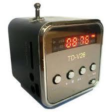 TD-V26 TECH STAR ALTOPARLANTE DIGITALE -0