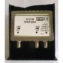 FRACARRO MAP204 AMPLI. PALO V,U 28,24 DB REG.-0