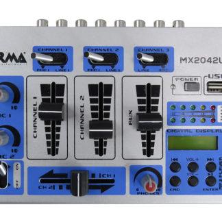 MX 2042USB mixer con lettore usb-0