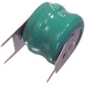CONFEZIONE 3 PEZZI CONNETTORE Pacco batterie NiMH 2.4 V 60 mAh-0