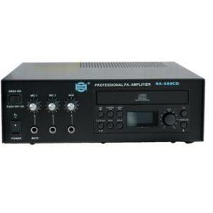 SA 450CD KARMA Amplificatore PA da 30W con CD-0