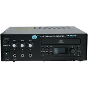 SA 450CD KARMA Amplificatore PA da 30W con CD-0