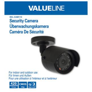 Telecamera di sicurezza per uso interno ed esterno-0