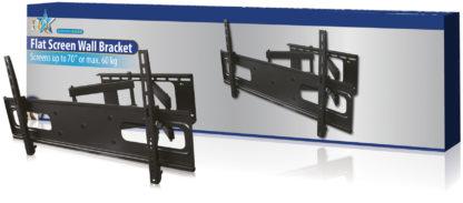 """Supporto per schermi piatti (37 - 70"""" 60 kg) nero-0"""