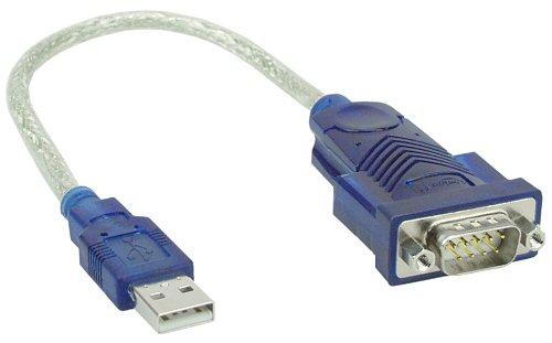 ADATTATORE USB SERIALE -0