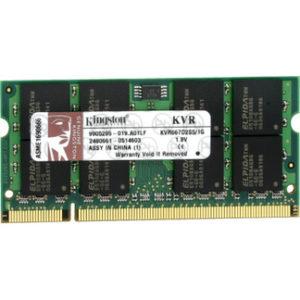BANCO RAM SO DIMM DDR2 2GB 667 KINGSTON -0