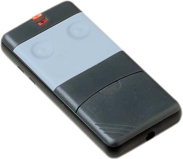 Radiocomando apricancello TX 2 TASTI 433MHZ AM ROLLING CODE CARDIN S435 TX2 / TRS435200 -0