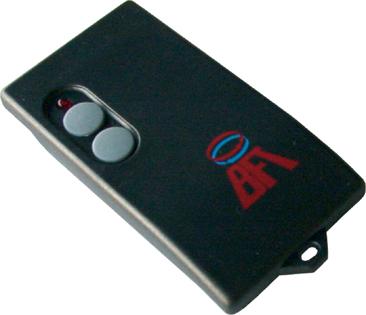 Radiocomando apricancello TX 2 TASTI CH30.875MHZ DIP-SW.14V BFT D111302 / TO2 -0