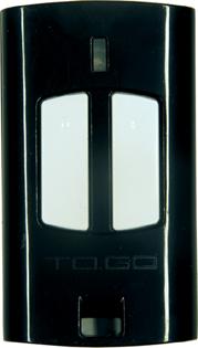 Radiocomando apricancello TX 2 CH 433MHZ ROLLING CODE BENINCA-0