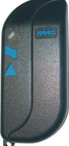 Radiocomando apricancello TX 2CH 433,92MHZ MASTER FAAC XT2433SLH XT2433SLH -0