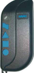 Radiocomando apricancello TX 4CH 433,92MHZ HOPP FAAC TML4 SLH -0