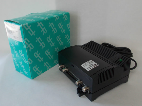 FRACARRO MBJ3631 CENTRALINO AMPLIFICATORE MISCELATORE ANTENNE TV-0