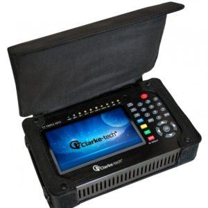 Misuratore di campo Combo FULL HD DVB-S2 + DVB-T2 bClarke Tech CT TRIPLE 2013-0