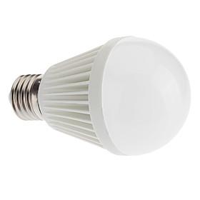 LAMPADA LED E27 7W TONDA CALDA-0
