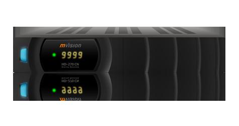 DECODER MVISION HD 270 Ricevitore satellitare e terrestre combo HD-0