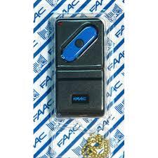 Radiocomando apricancello TX 1 CH 433,92 MHZ DP TM1 DEEP SWITCH FAAC-0