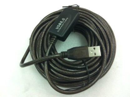 "PROLUNGA CAVO USB 2.0 ""A MASCHIO FEMMINA"" 10 MT-0"