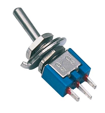CONFEZIONE 10 PEZZI Toggle switch 3p 125 V 3 A-0