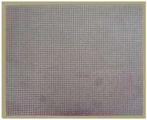 Piastra in vetroresina forata passo 2.54 mm stagnata 70 x 100 mm-0
